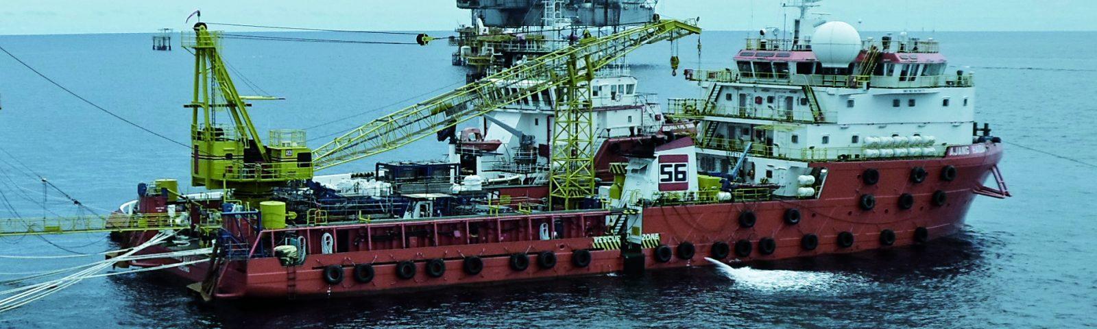 Maersk H2S Brunei - Maerskh2s