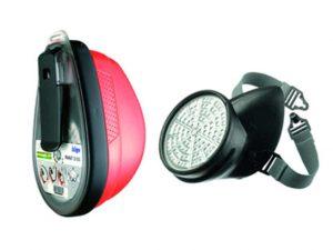 Dräger Parat 3100 filtering device half mask respirator escape mask