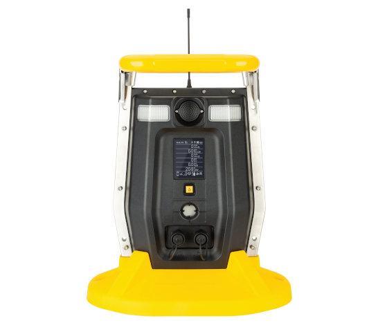 Multigas area monitoring